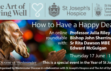 How to have a happy death (online roundtable event)